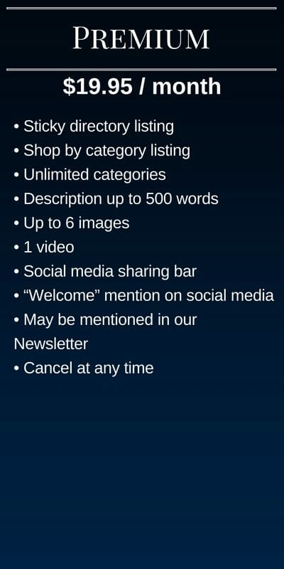 Submit Listing - Premium