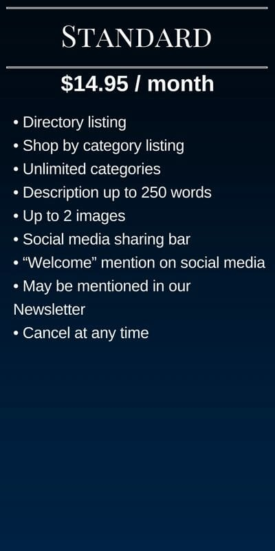 Submit Listing - Standard