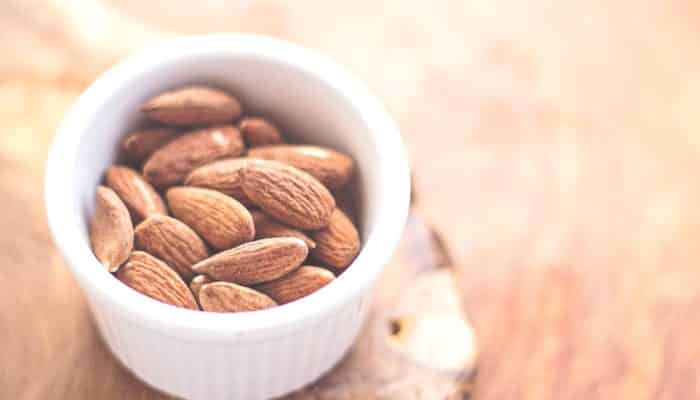 Almonds for sleep