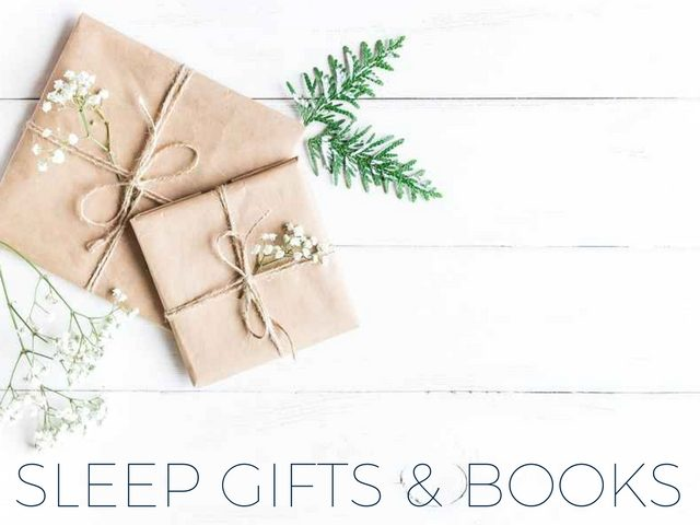 Sleep gifts and books