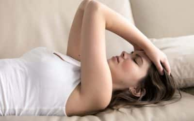 5 Ways that Stress Affects your Sleep