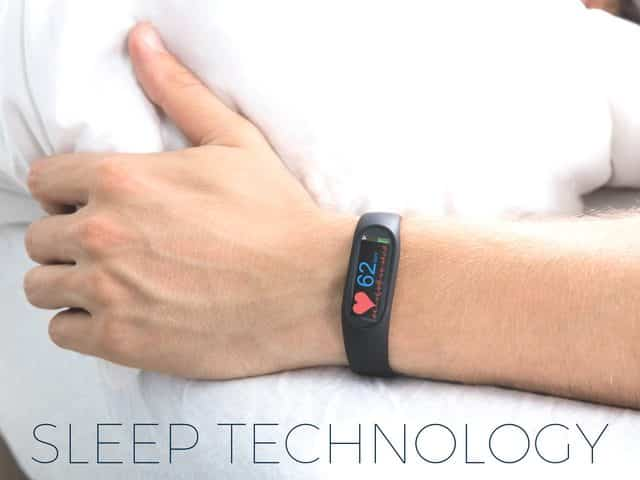 Technology and sleeping products
