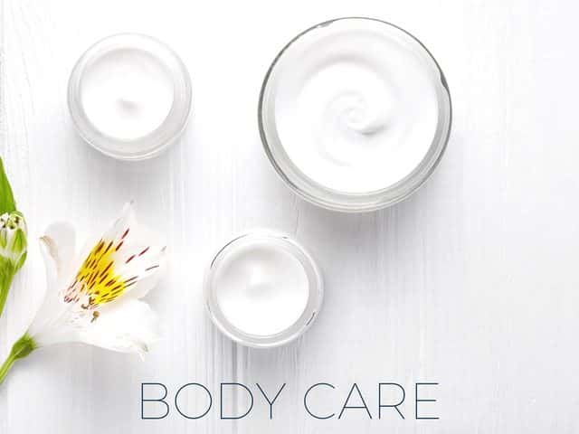 Sleep body products