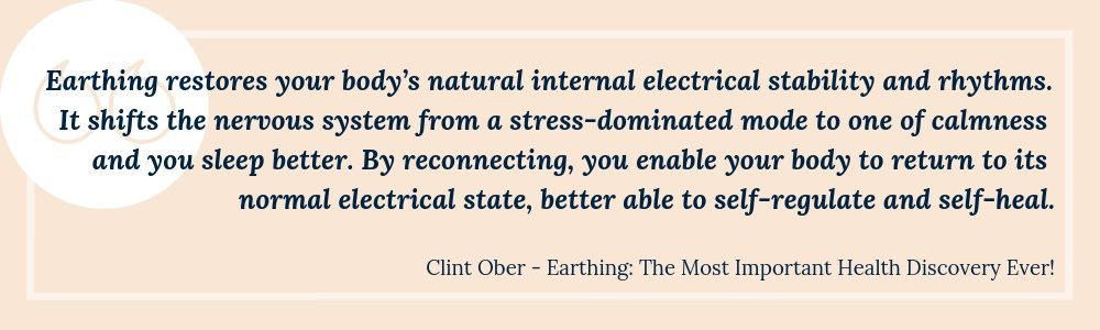 Earthing quote