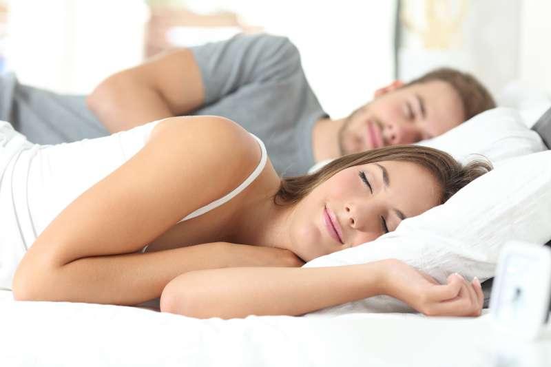 Sleep Tips for Couples