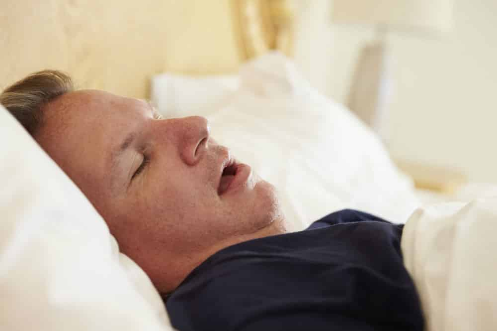 What is snoring doing to your brain?