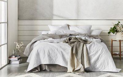 Bedding maintenance for a better sleep