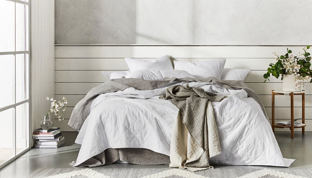 Bedding maintenance for a better sleep