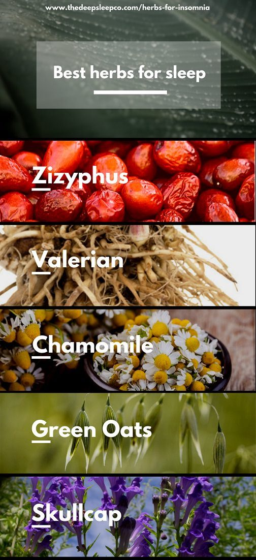 Top herbs for better sleep