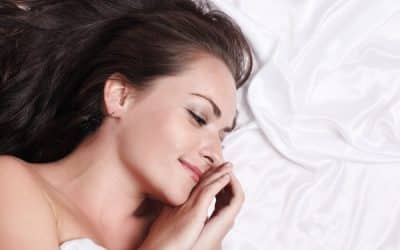 The benefits of sleeping on silk