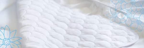 Summer mattress topper