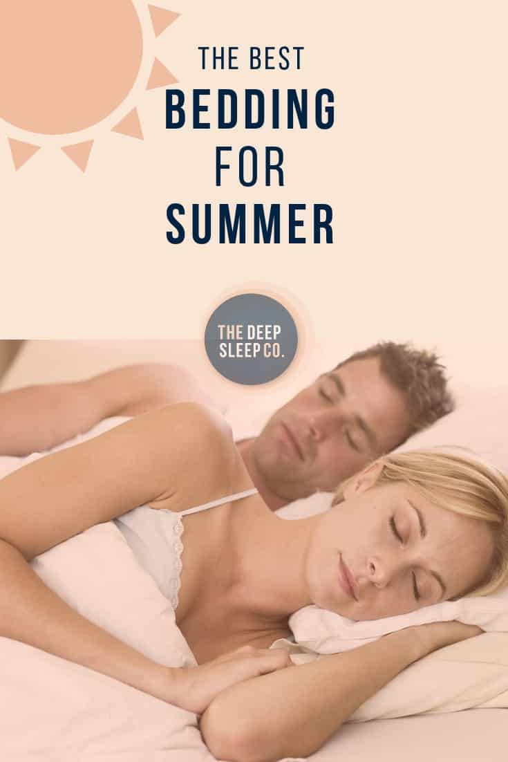 The best bedding for summer