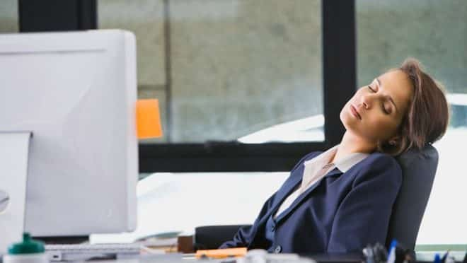 The power of power naps for busy women