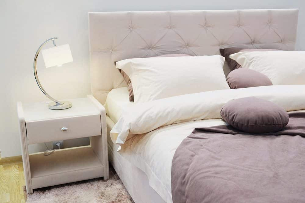 Create a sleep friendly bedroom