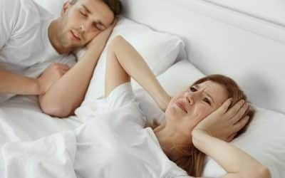 How does a stop snoring mouthpiece work?