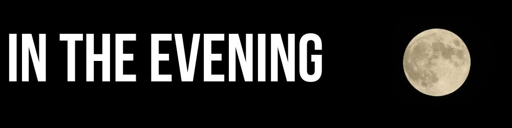 Evening sleep routine