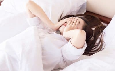 How Work Stress Interferes With Good Sleep