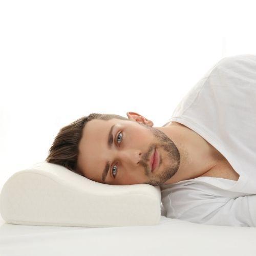 TLC Stop Snore Pillow