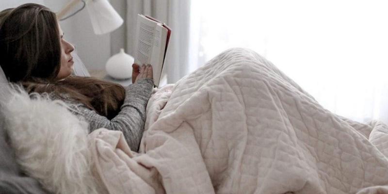 Do weighted blankets help you sleep